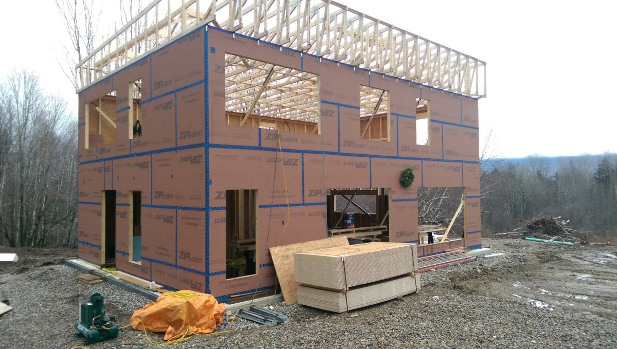 Passive House #2 – Lincoln