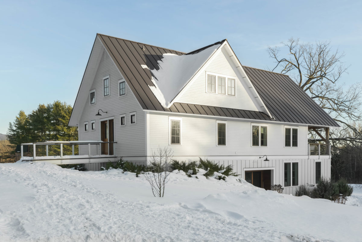 New Haven Timberframe featured in Houzz Ideabook