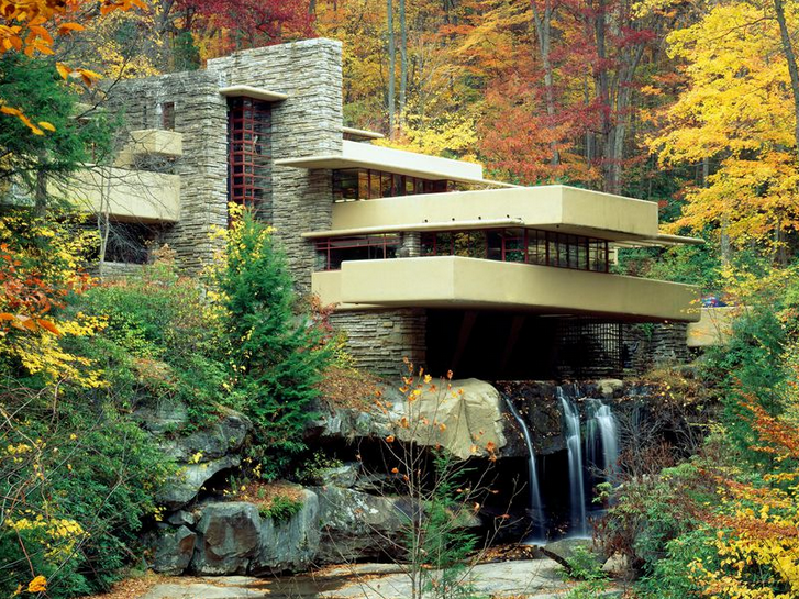 Great article on Frank Lloyd Wright