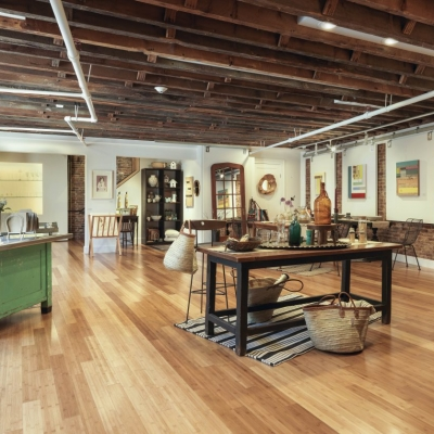 Edgewater Gallery at Home
